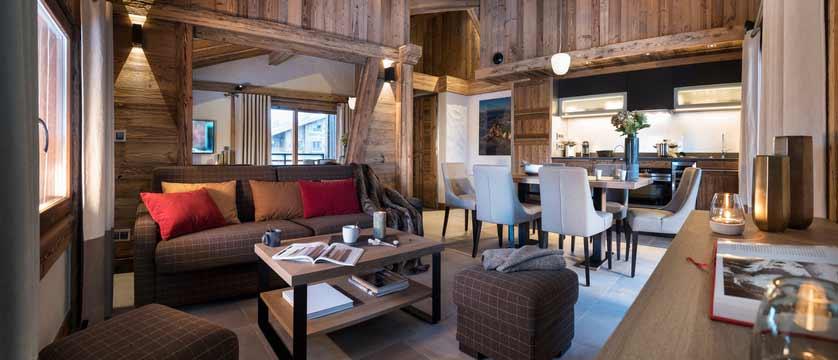 Cristal de Jade Residence, Chamonix, France - living area.jpg